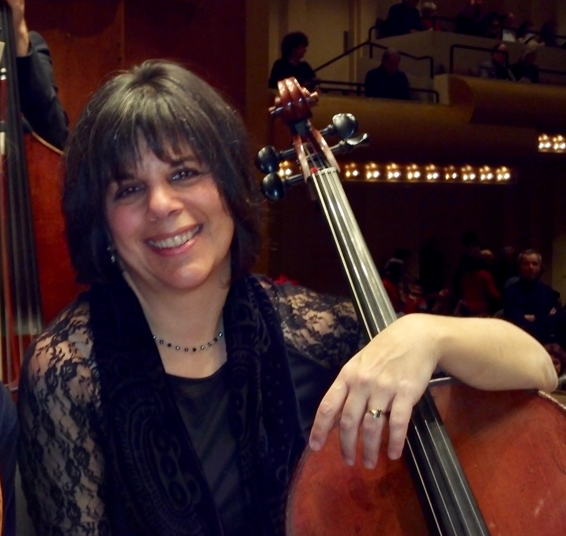 Talia Schiff, cello