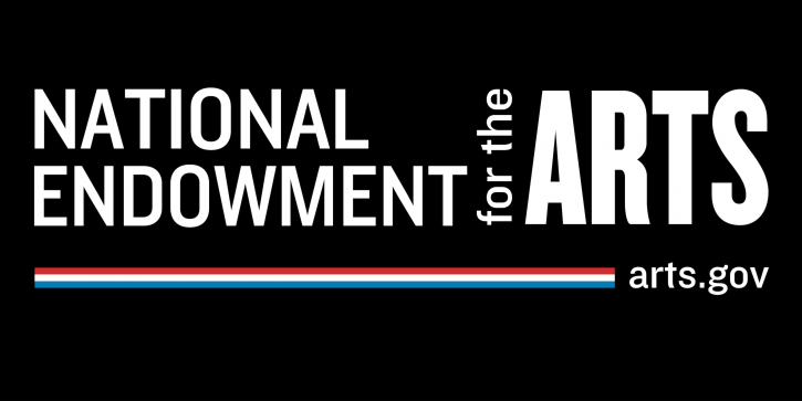 National Endowment for the Arts 2018 logo