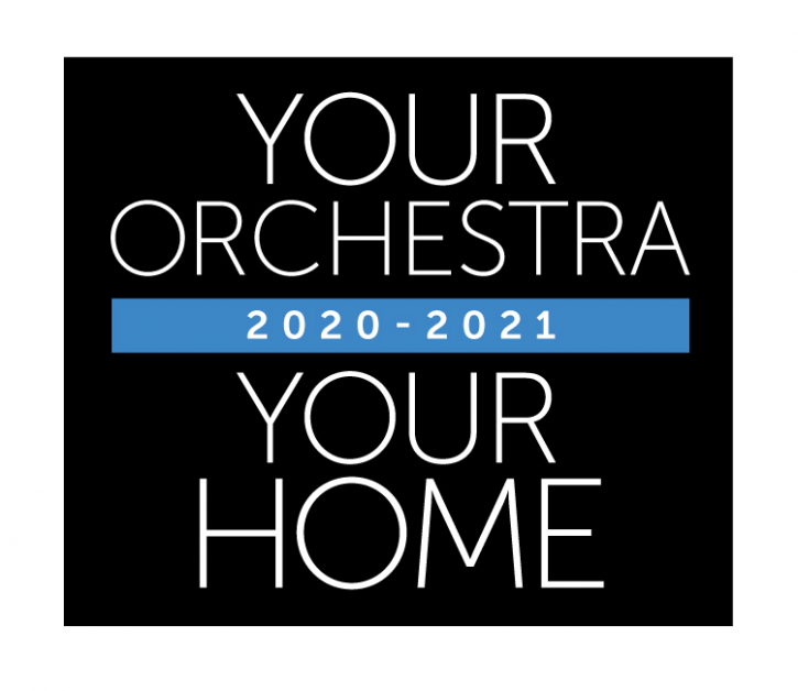 Your Orchestra, Your Home logo