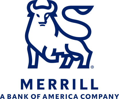 Merrill Bank of America logo
