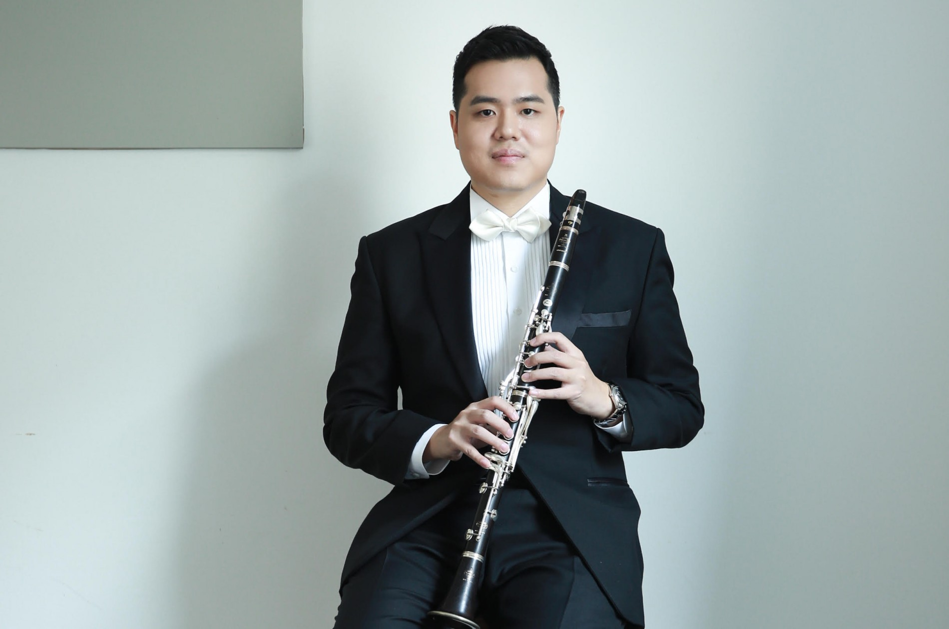 Andy Cho, clarinet