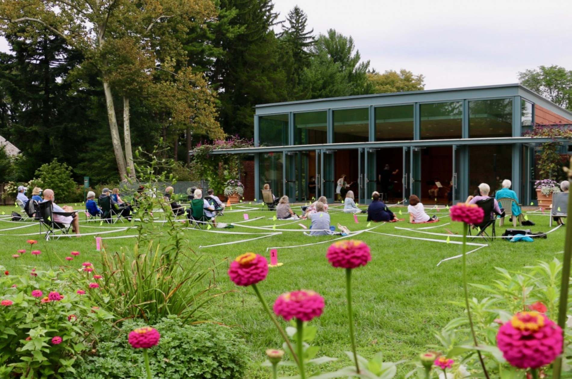 Concert at Morven Museum and Garden